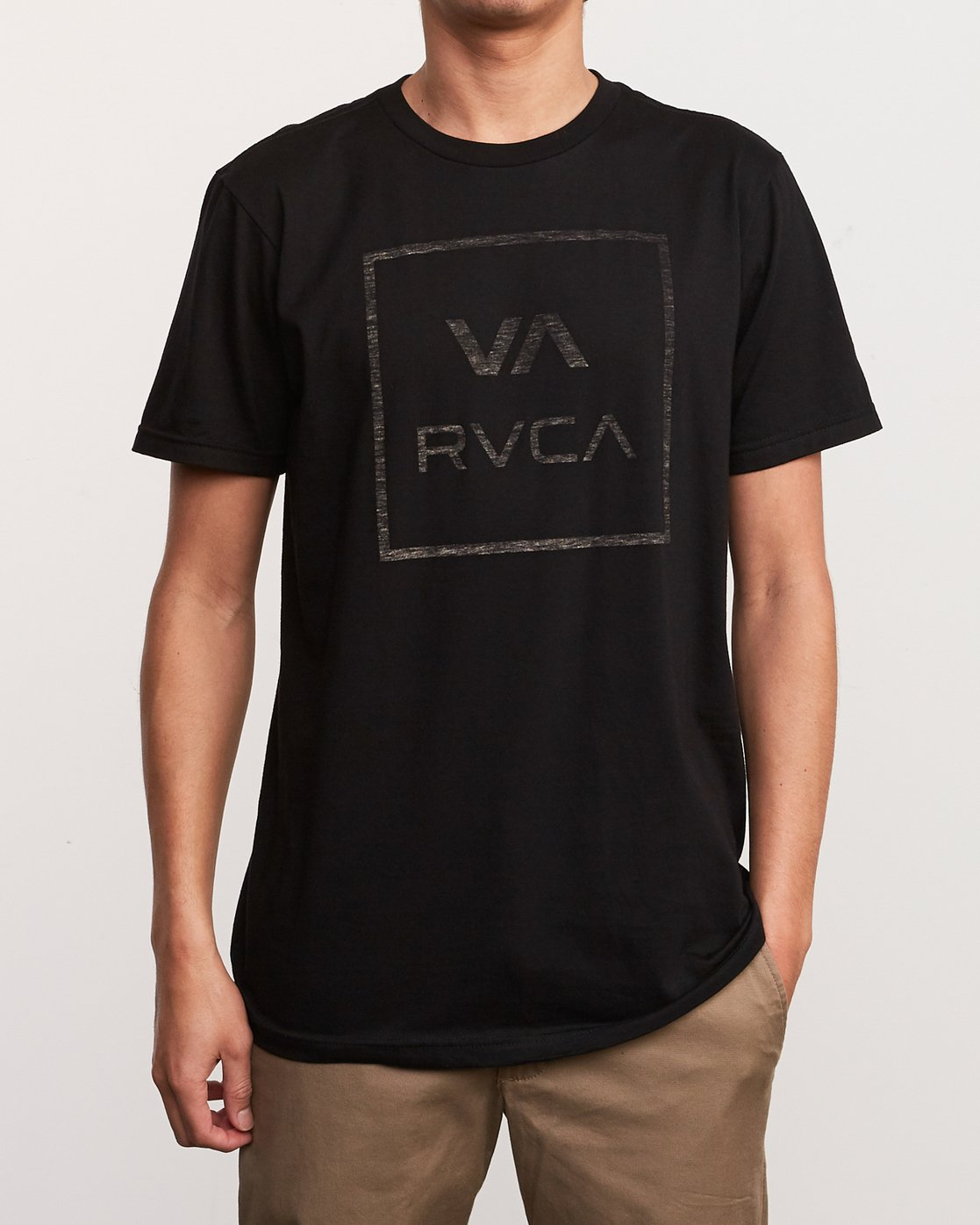 1 ATW Push T-Shirt Black M401URAT RVCA