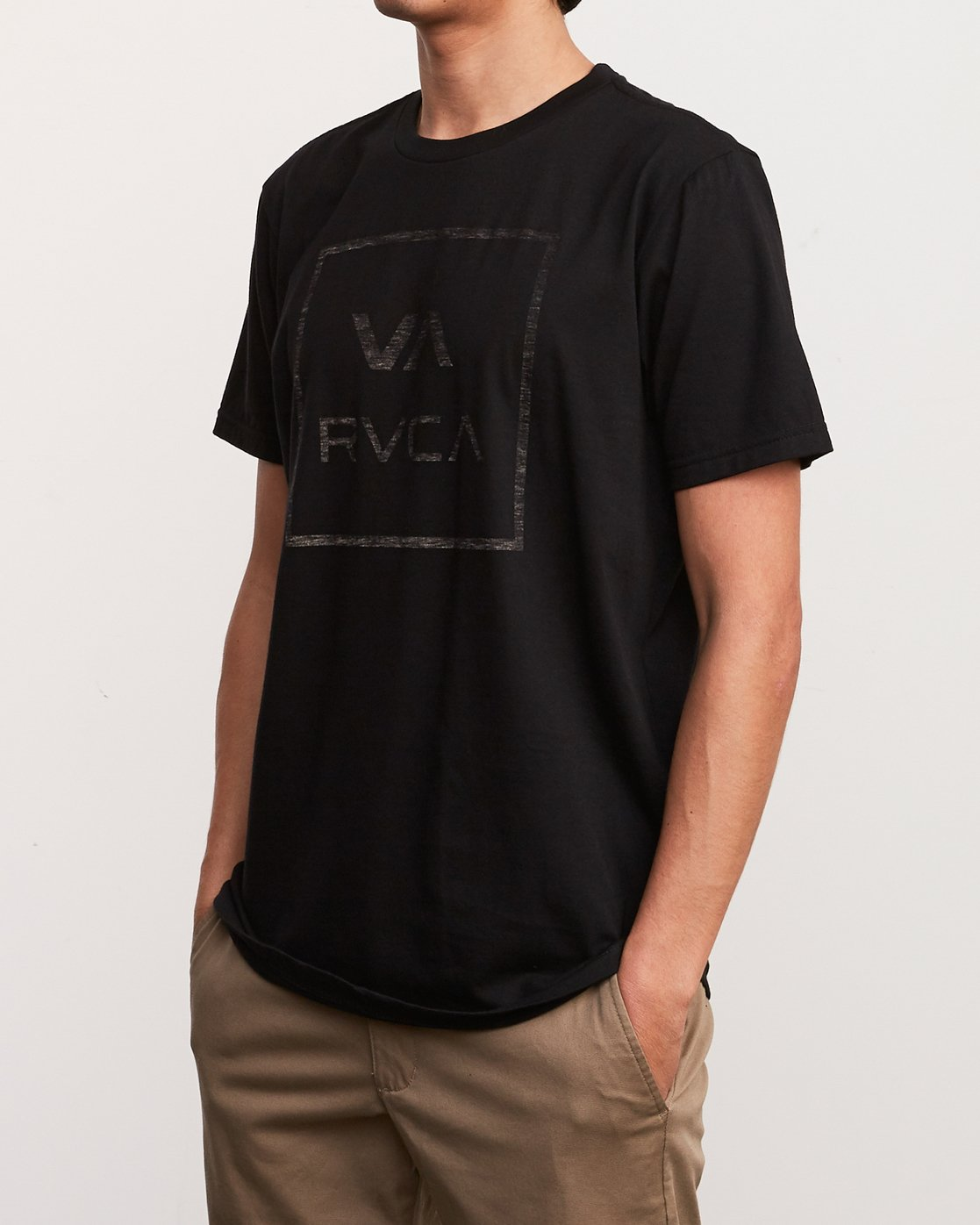 2 ATW Push T-Shirt Black M401URAT RVCA