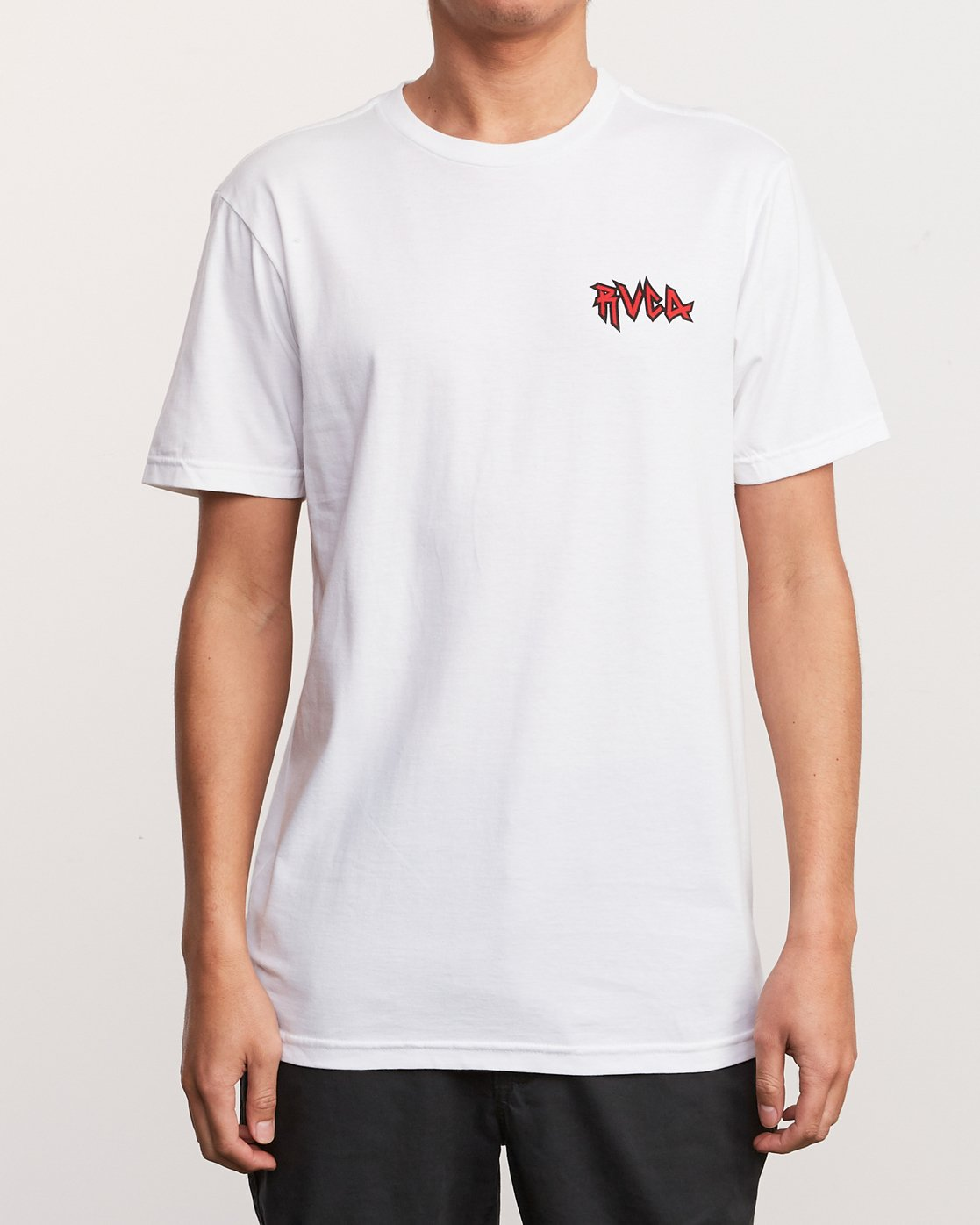 2 Redondo Monster T-Shirt White M401URMO RVCA