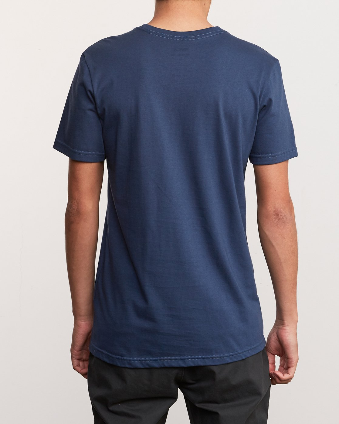 3 Motors Push T-Shirt Blue M401URMP RVCA