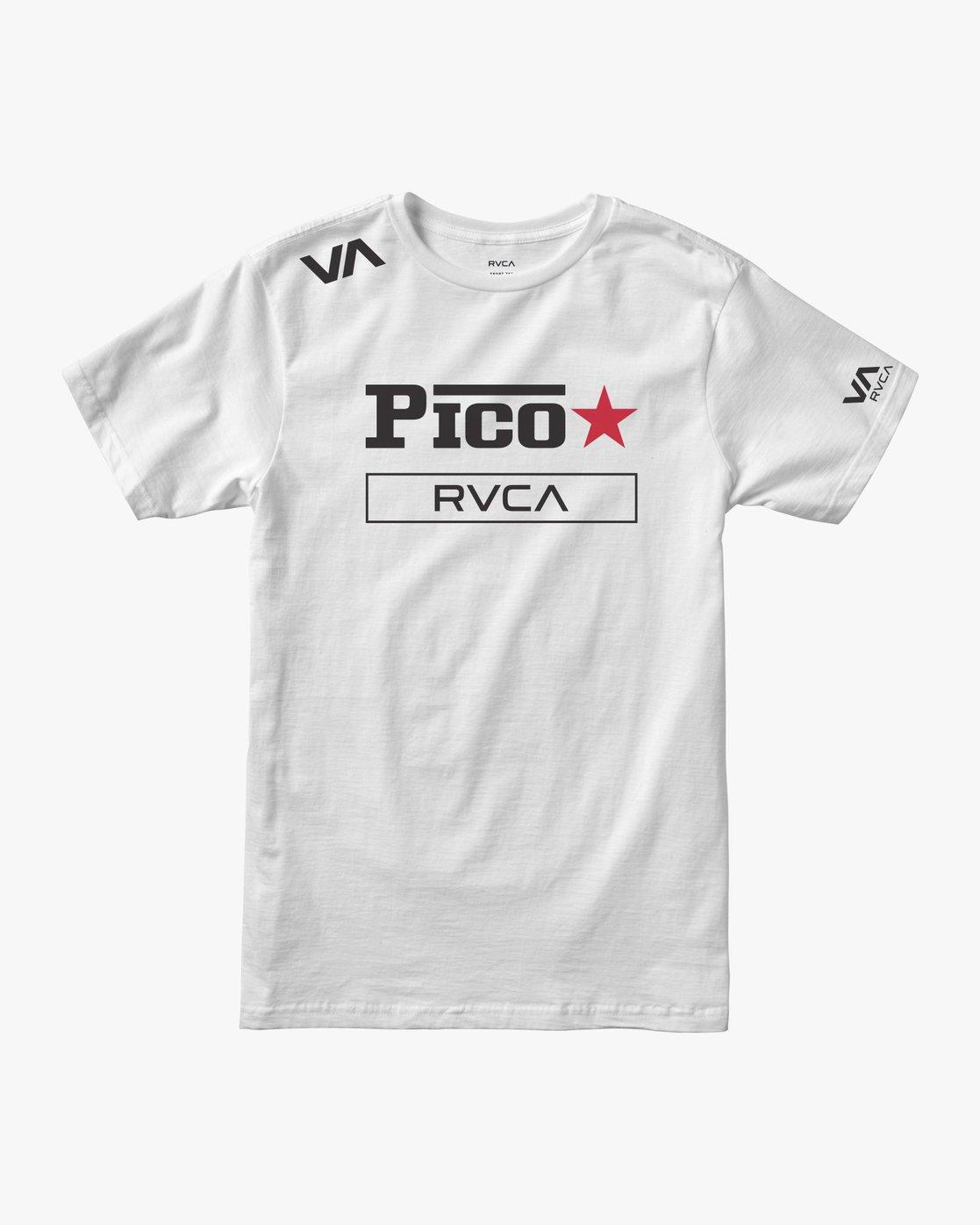 0 Aaron Pico Walkout Fight T-Shirt  M401URPI RVCA