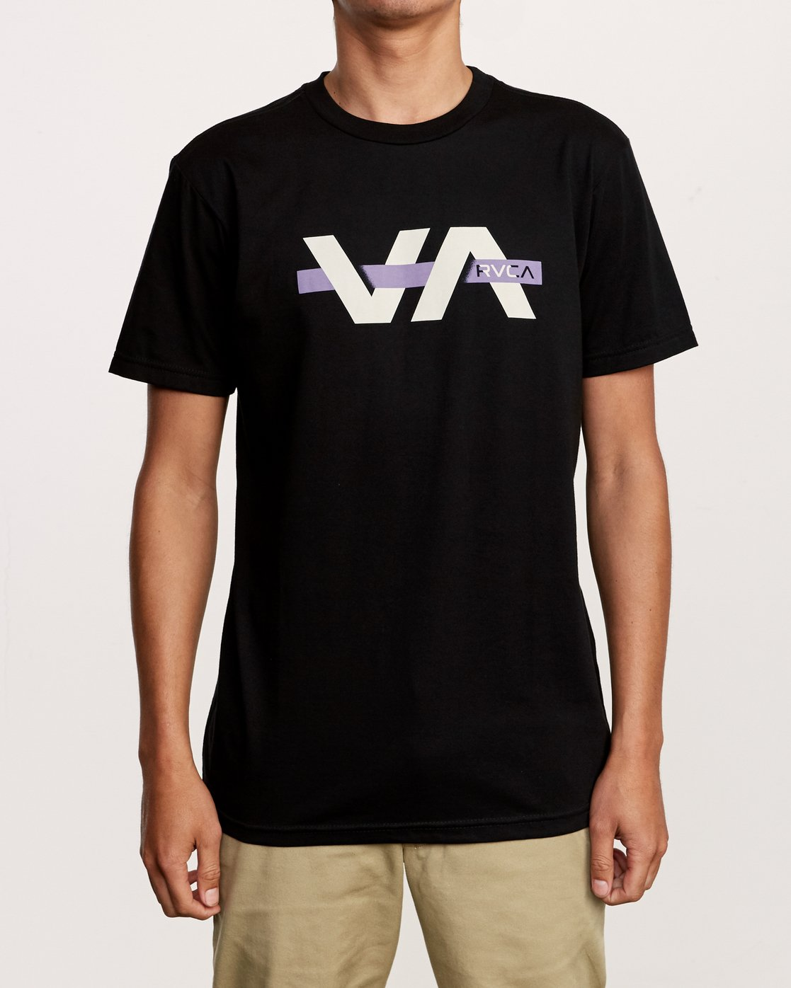 1 Random Box T-Shirt Black M401VRRB RVCA