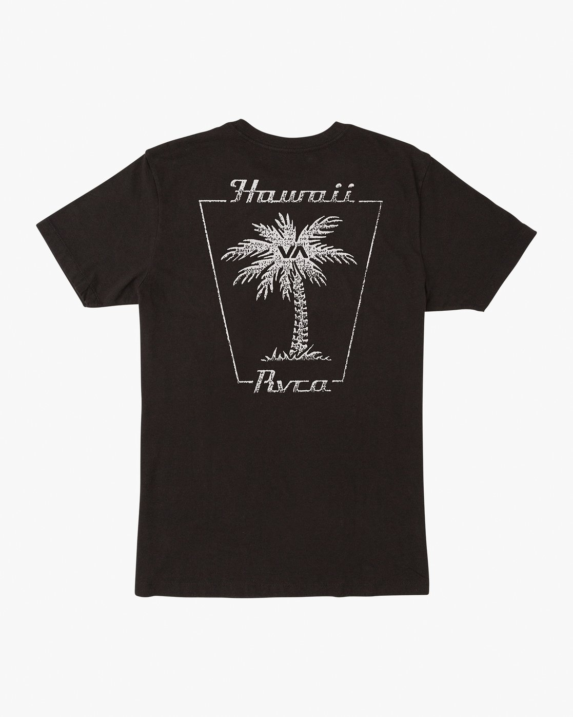 0 Resort HI T-Shirt Black M401VRRE RVCA