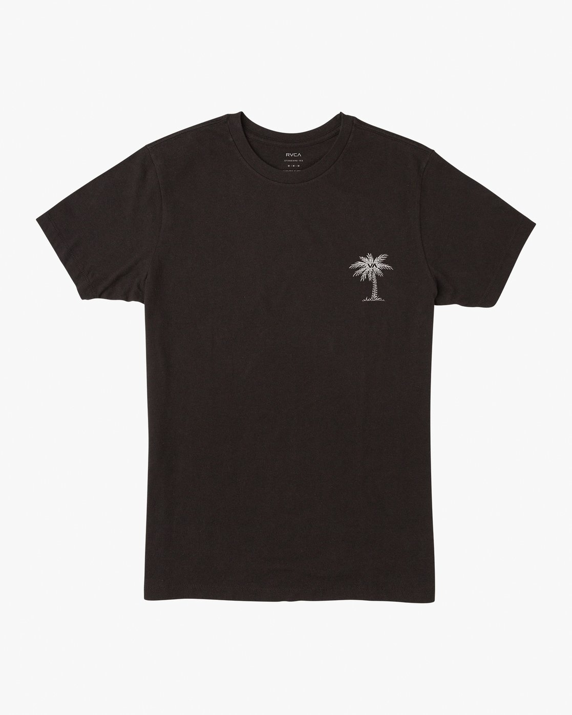 1 Resort HI T-Shirt Black M401VRRE RVCA