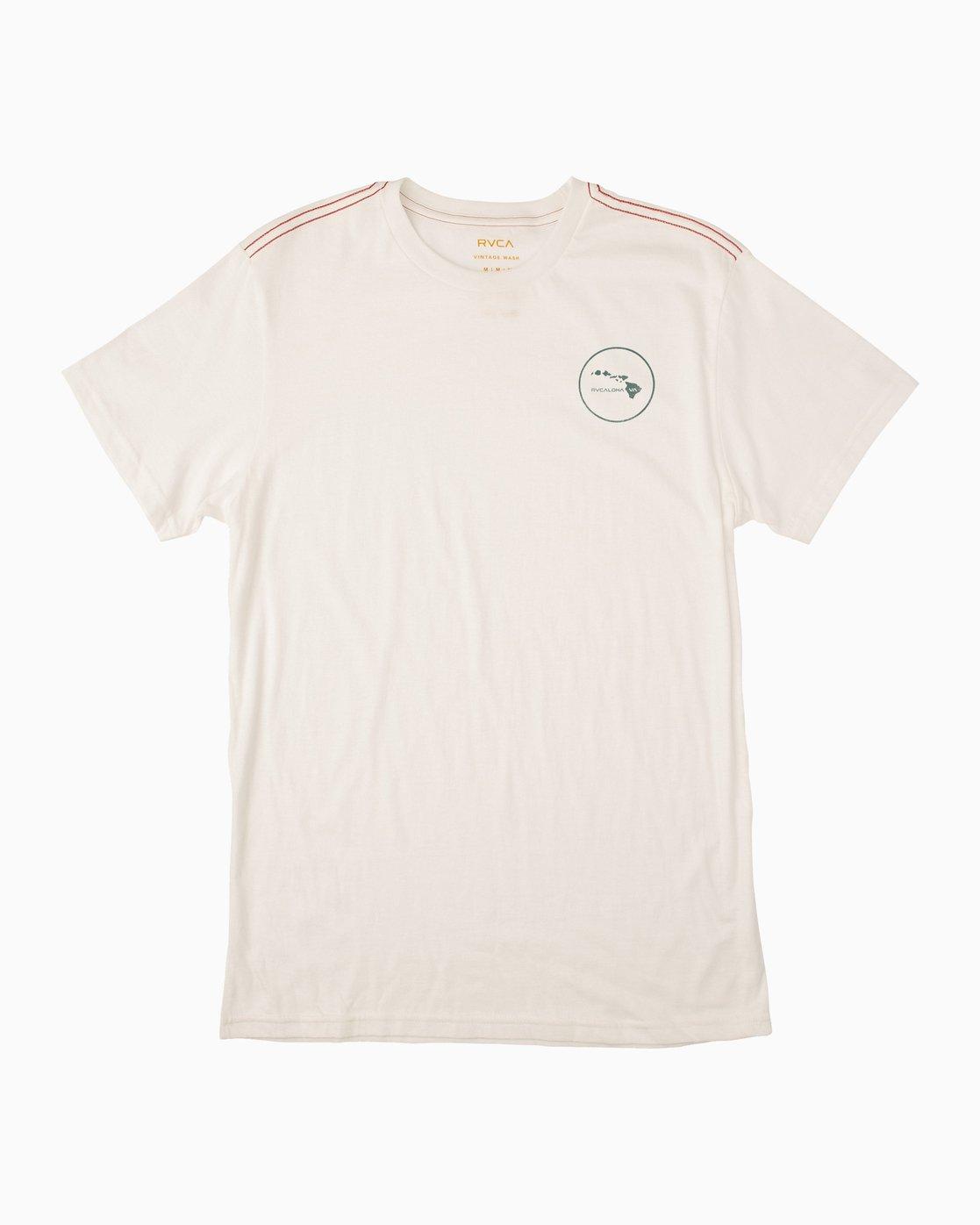 1 RVCAloha VA T-Shirt  M403NRRV RVCA
