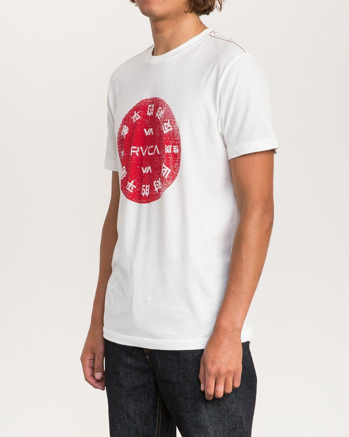 2 VA RVCA VA T-Shirt  M403PRVT RVCA