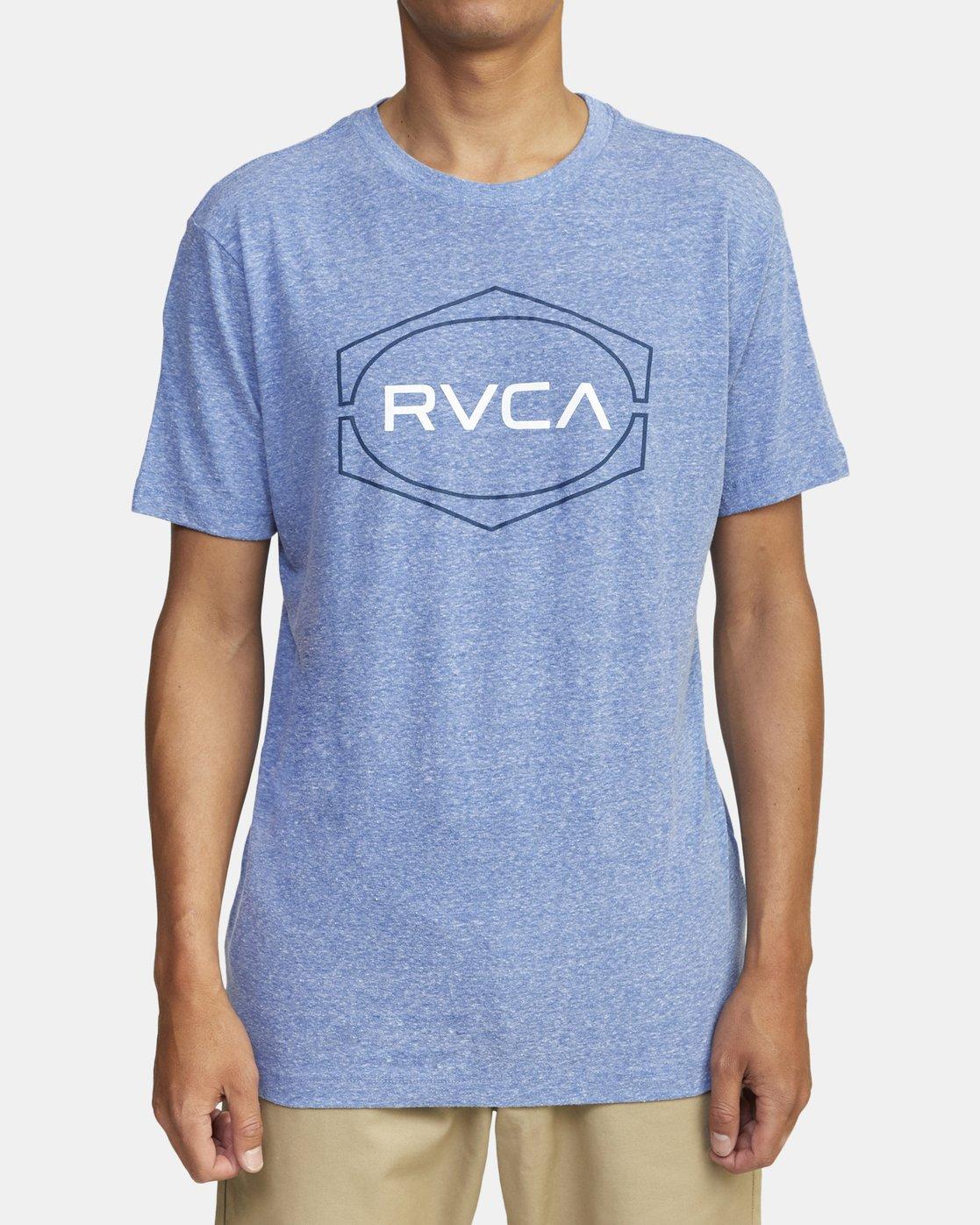 1 RVCA MOLD 2 SS  M4041RMB RVCA