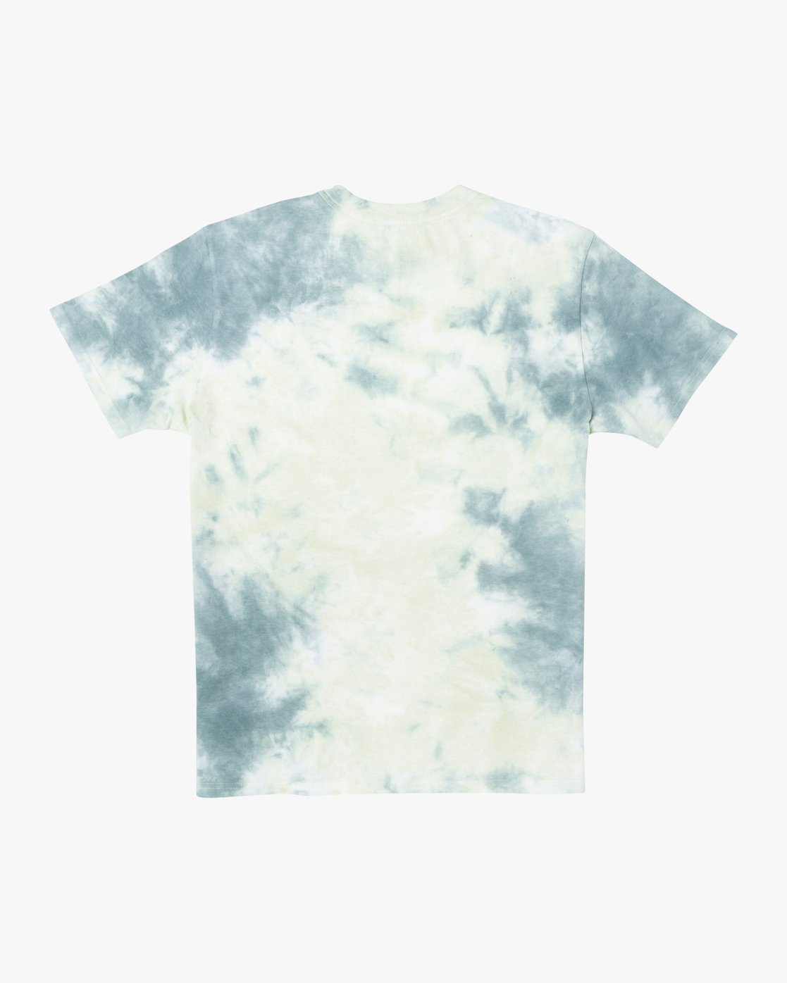 1 DAYSHIFT TIE DYE SHORT SLEEVE T-SHIRT Brown M4082RDT RVCA