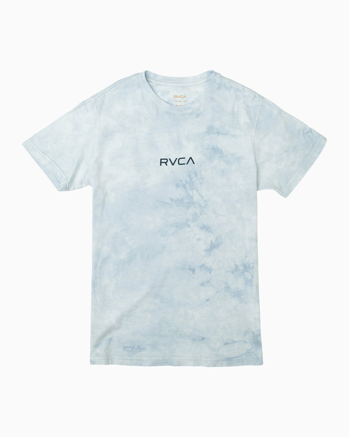 0 Center RVCA Washed T-Shirt  M409QRCE RVCA