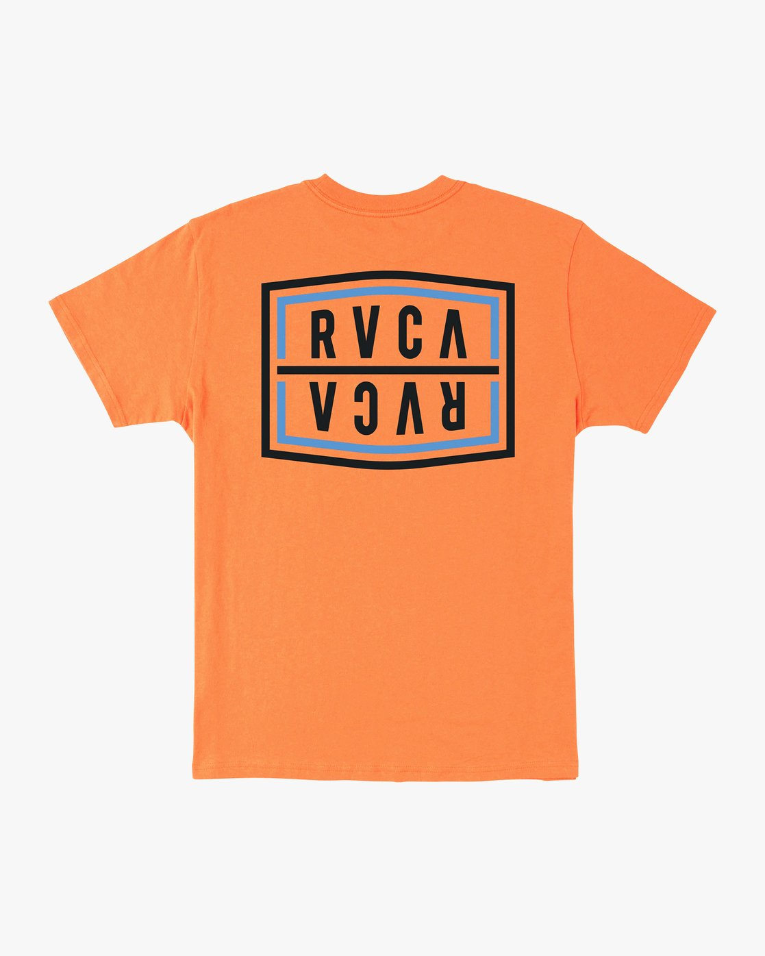 0 Flip Corpo T-Shirt Orange M410URFI RVCA