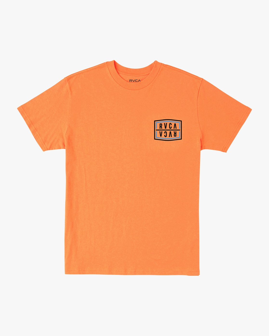 1 Flip Corpo T-Shirt Orange M410URFI RVCA