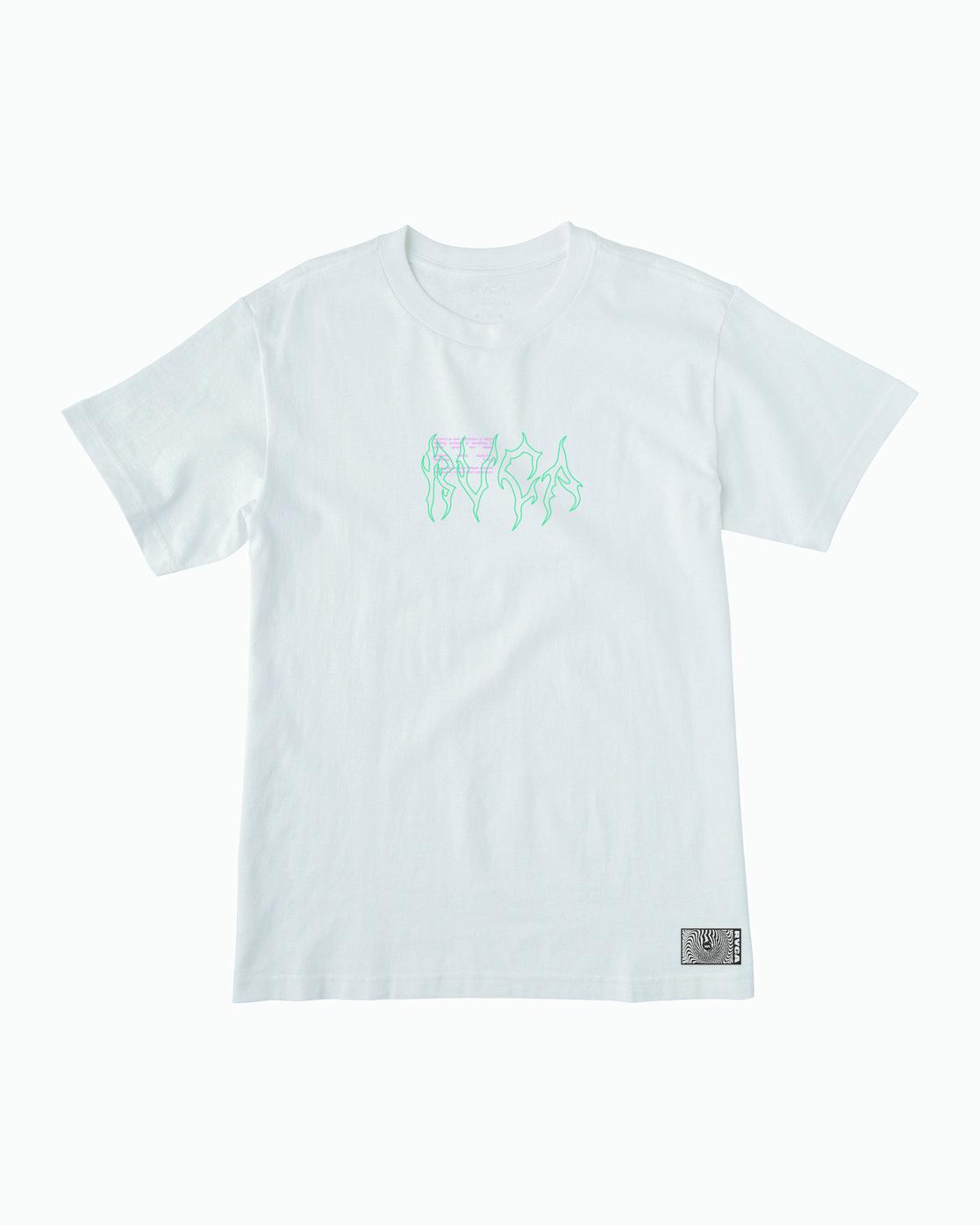1 Infrared T-Shirt  M410WRIN RVCA