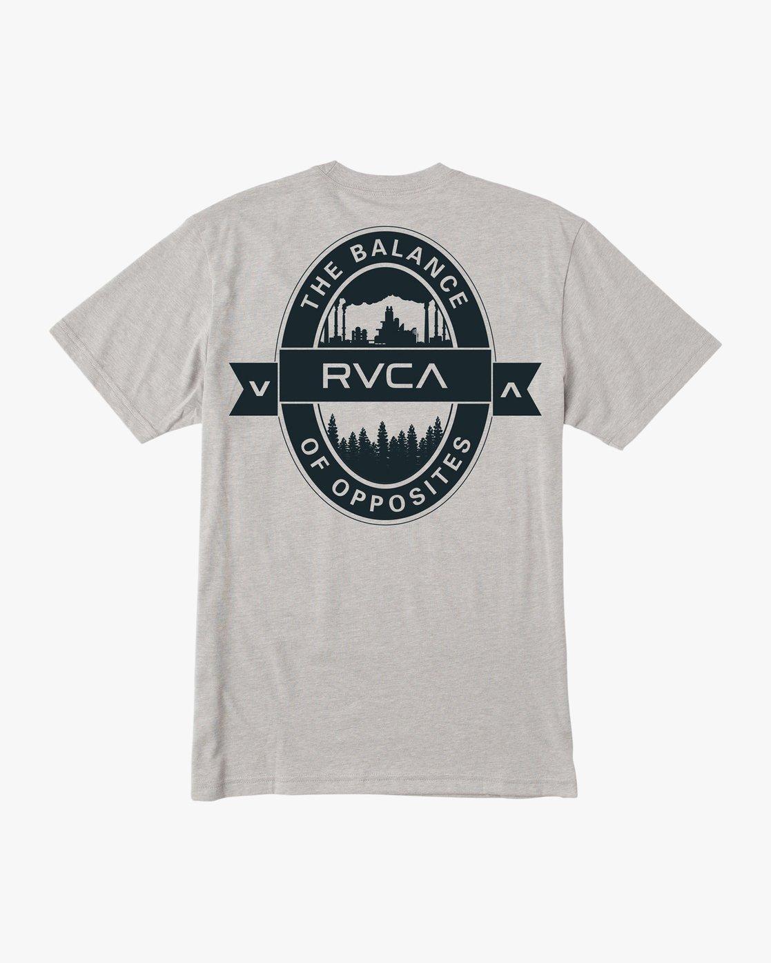 0 Barley T-Shirt  M412TRBA RVCA