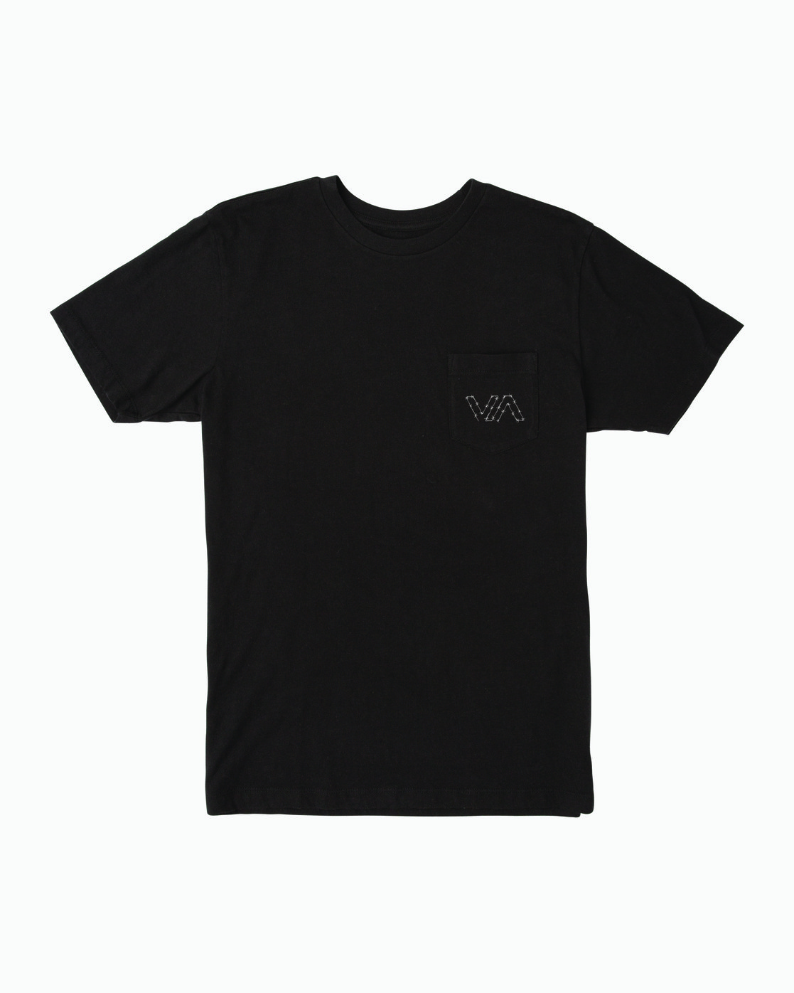 1 Barbed TEE Black M412WRBA RVCA