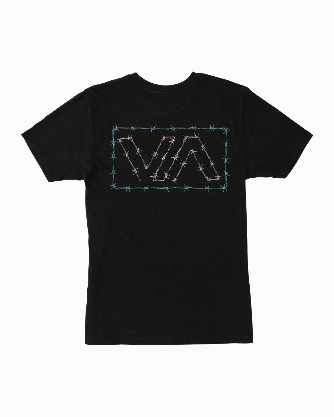 0 Barbed TEE Black M412WRBA RVCA