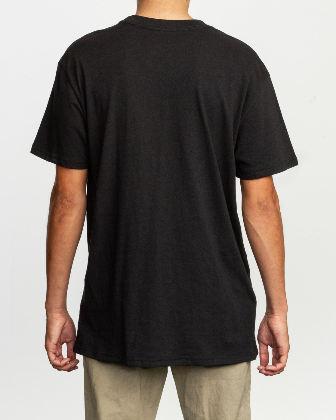 3 Toe Shift T-Shirt Black M414TRTO RVCA