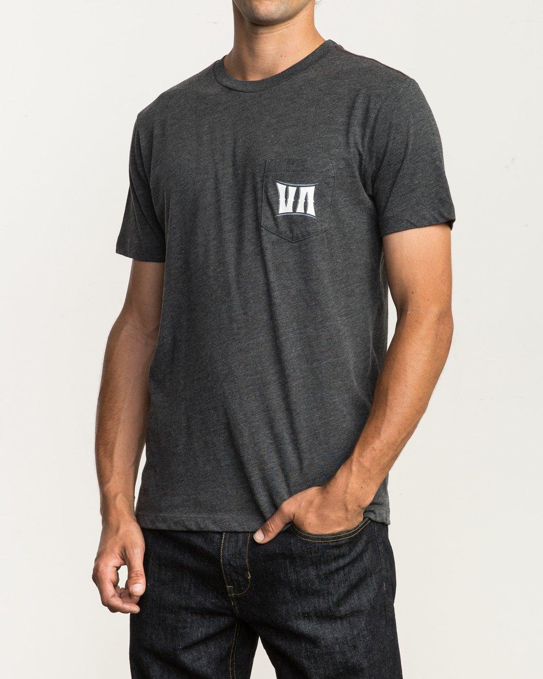3 Sagebrush Pocket T-Shirt  M416SRSA RVCA