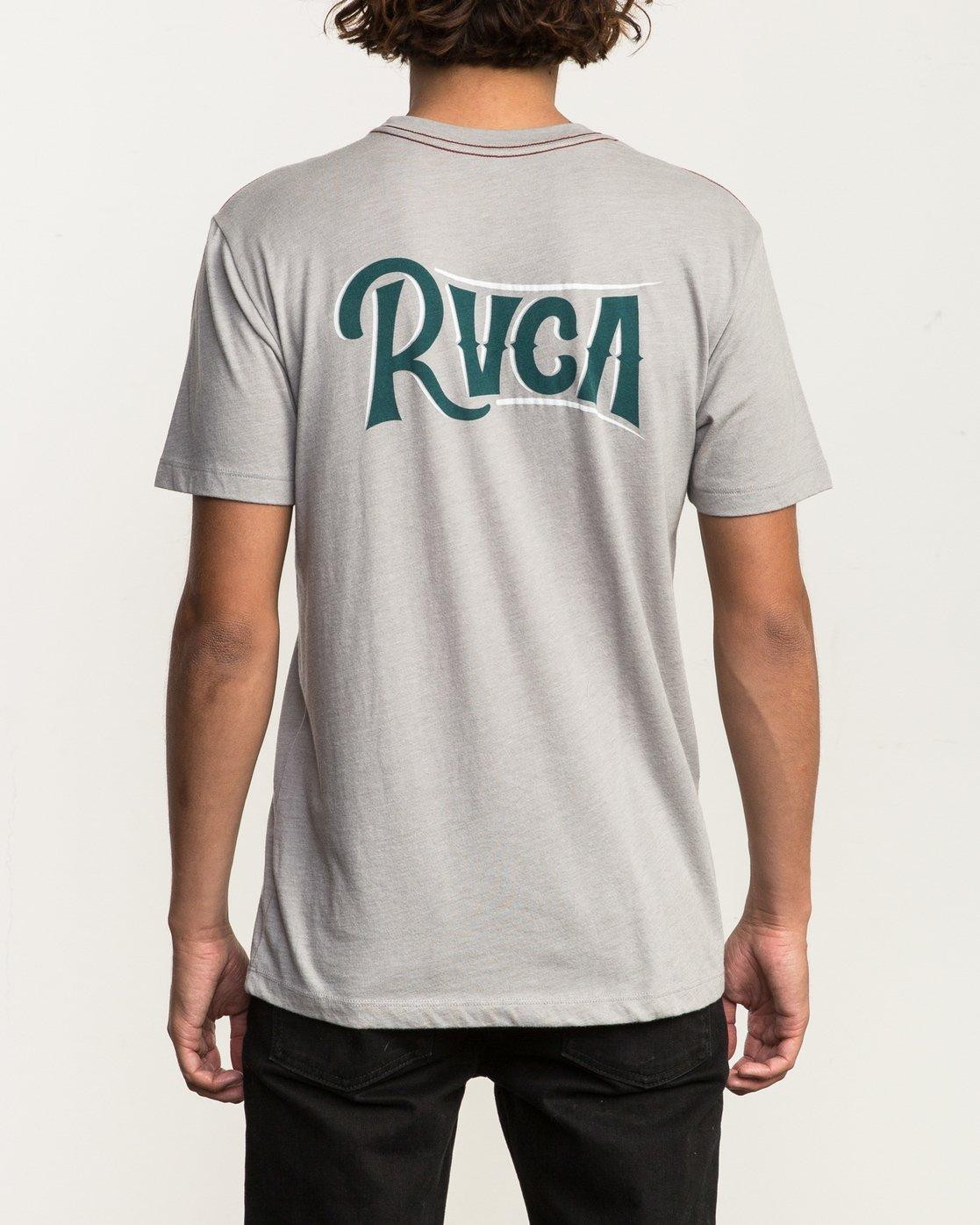 4 Sagebrush Pocket T-Shirt Multicolor M416SRSA RVCA