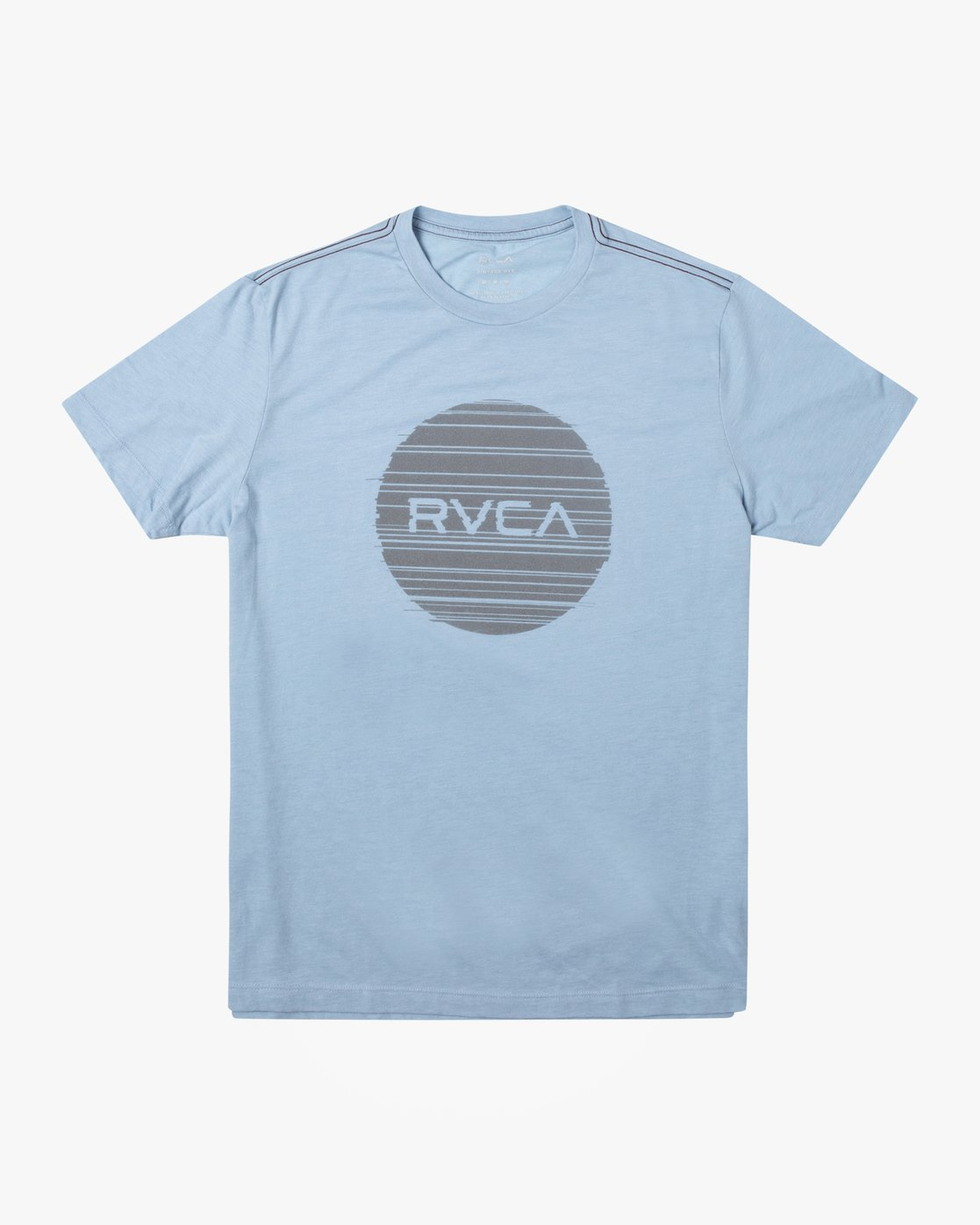 0 GLITCH MOTORS SS Blue M4201RGB RVCA