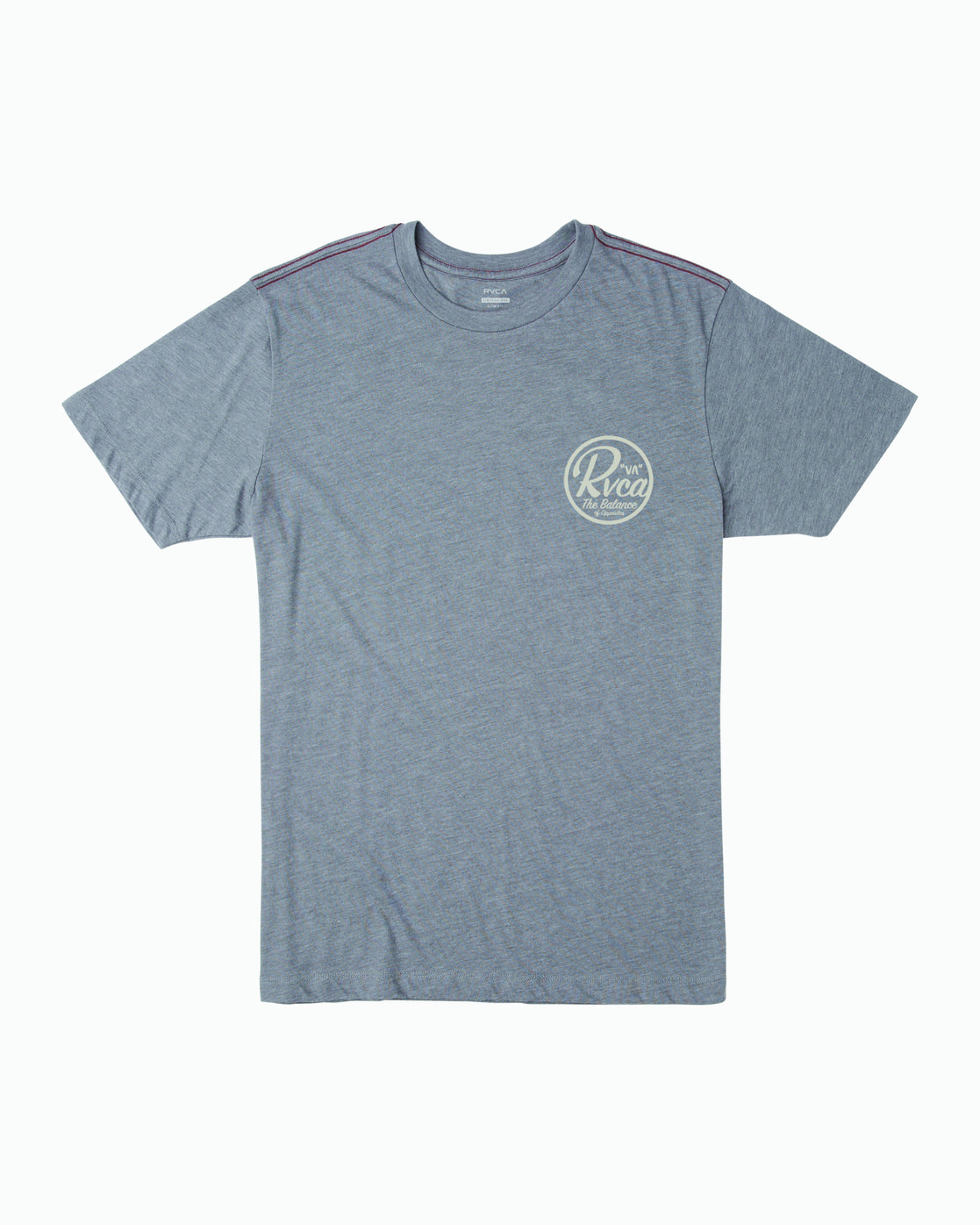 0 PATCH SEAL T-SHIRT Grey M4201RPS RVCA