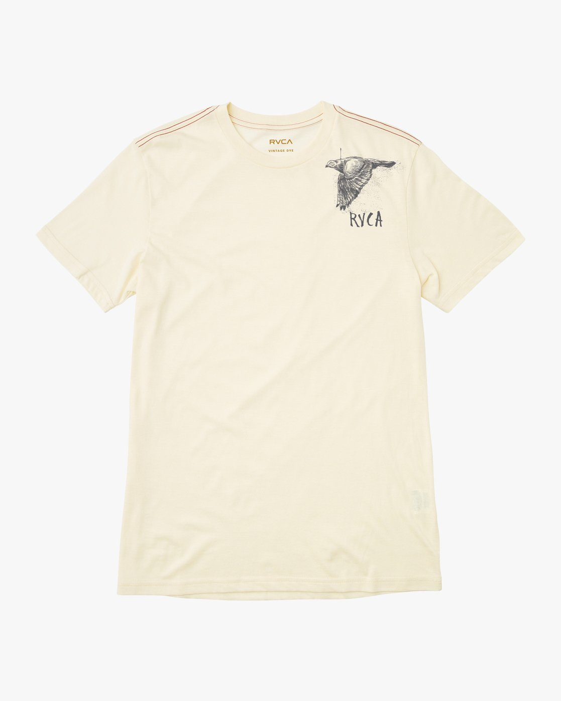 1 Living Conditions Ben Horton T-Shirt Yellow M420PRLI RVCA