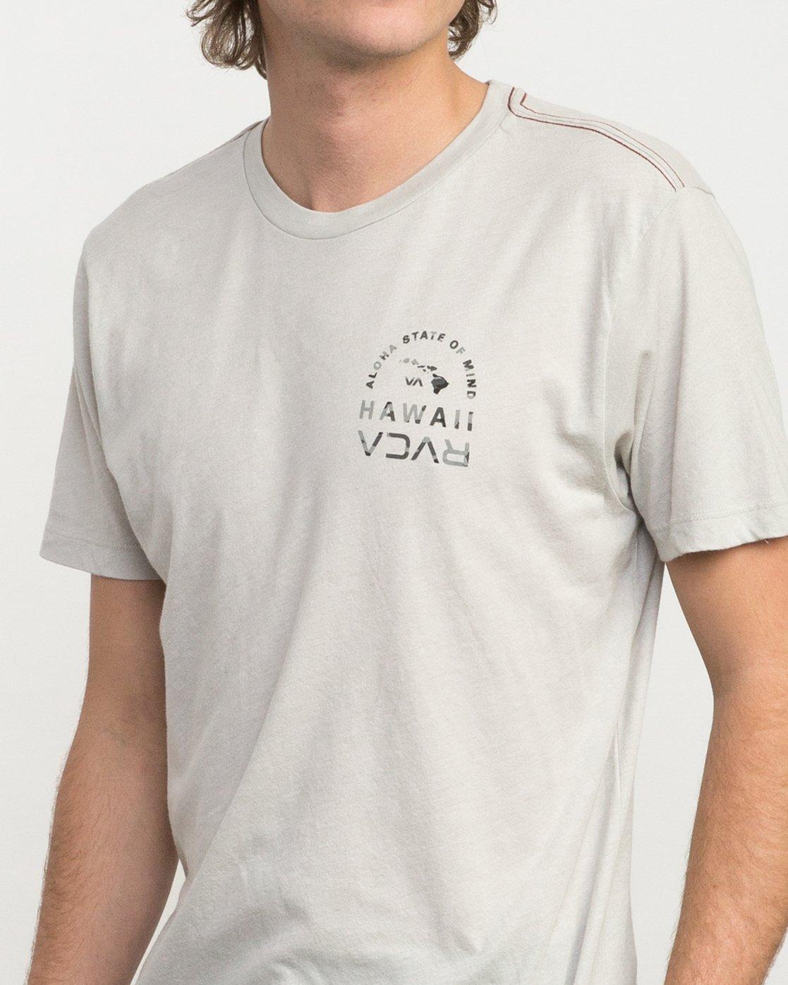 5 Mind State T-Shirt  M420PRMS RVCA