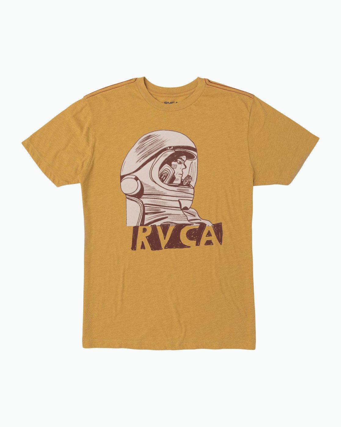0 Astro Grillo T-Shirt  M420SRAS RVCA