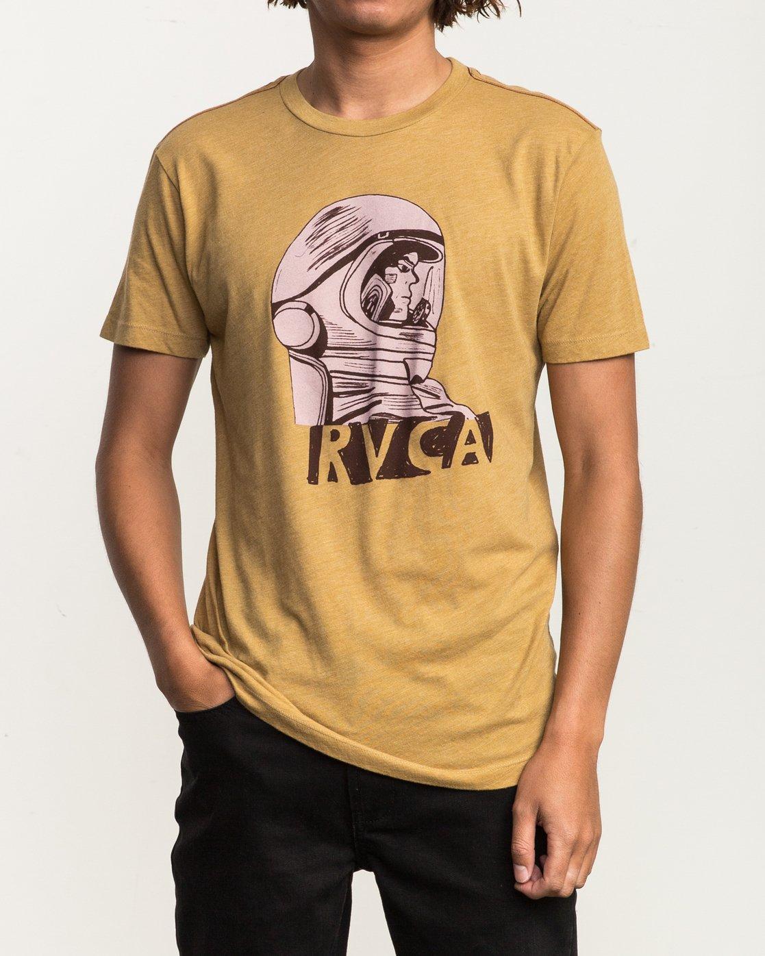 1 Astro Grillo T-Shirt  M420SRAS RVCA