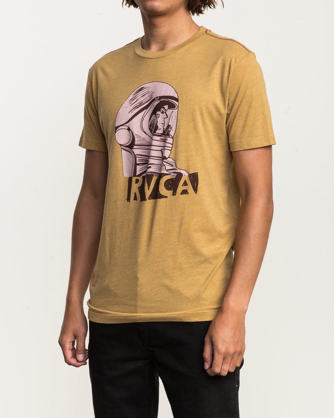 2 Astro Grillo T-Shirt  M420SRAS RVCA
