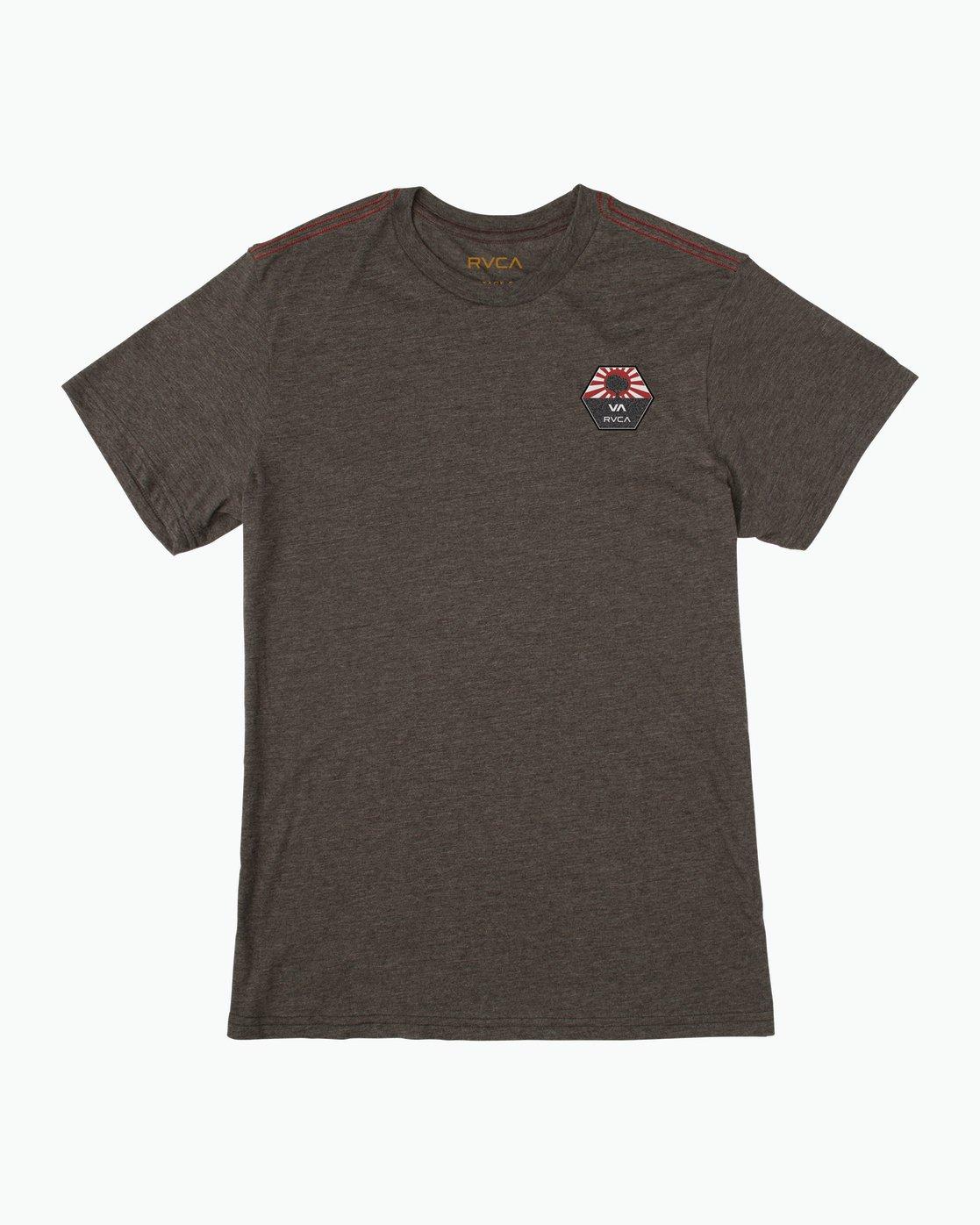 1 Bruce Irons T-Shirt Black M420SRBR RVCA
