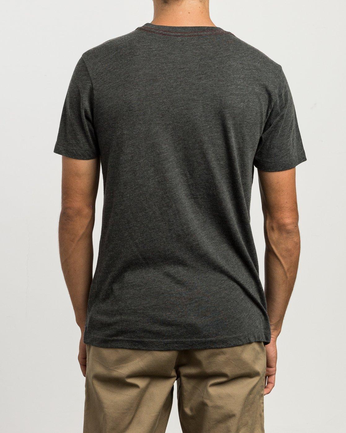 3 Da Aina T-Shirt  M420SRDS RVCA