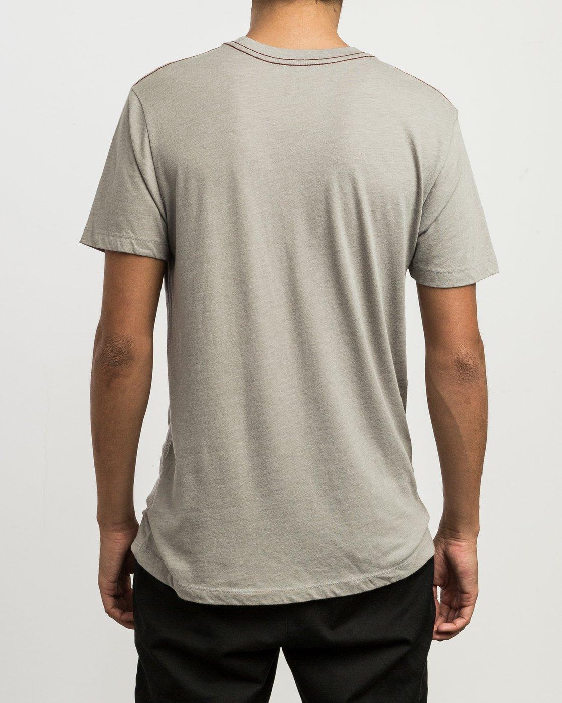 3 Island Hex T-Shirt Multicolor M420SRIS RVCA