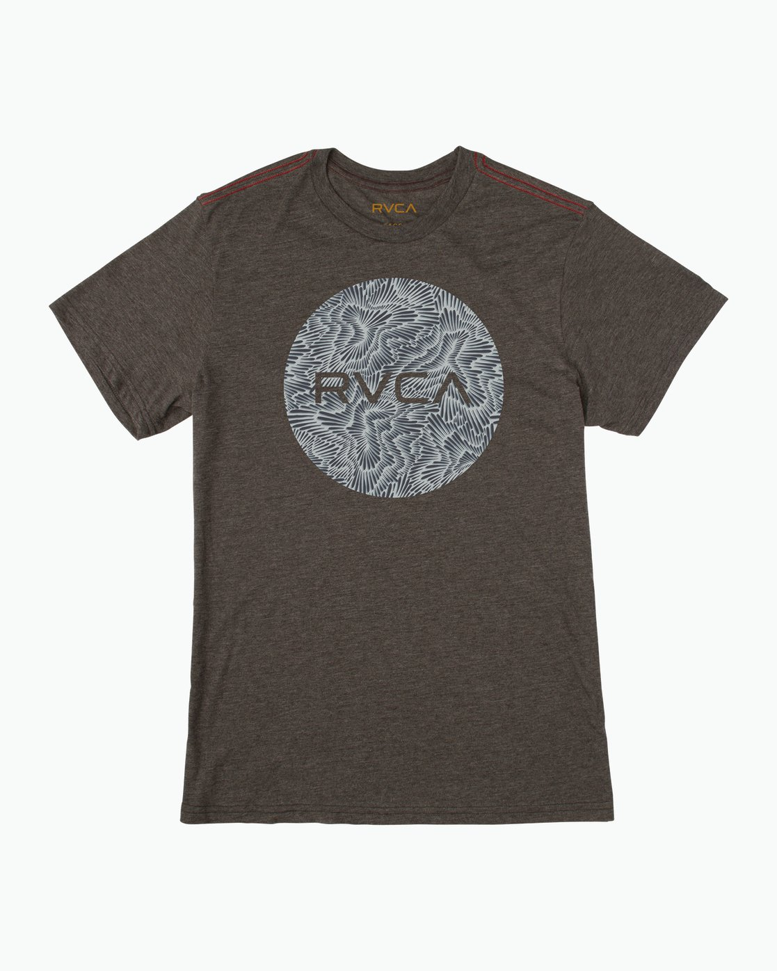 0 Motors Fill T-Shirt  M420SRMO RVCA