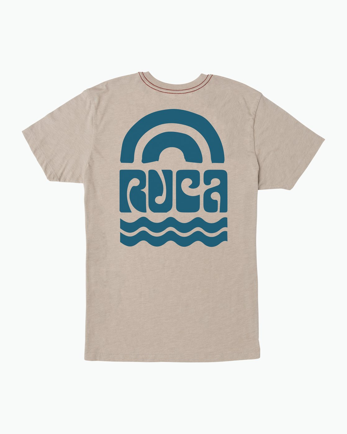 0 Rivey Era T-Shirt Multicolor M420SRRI RVCA