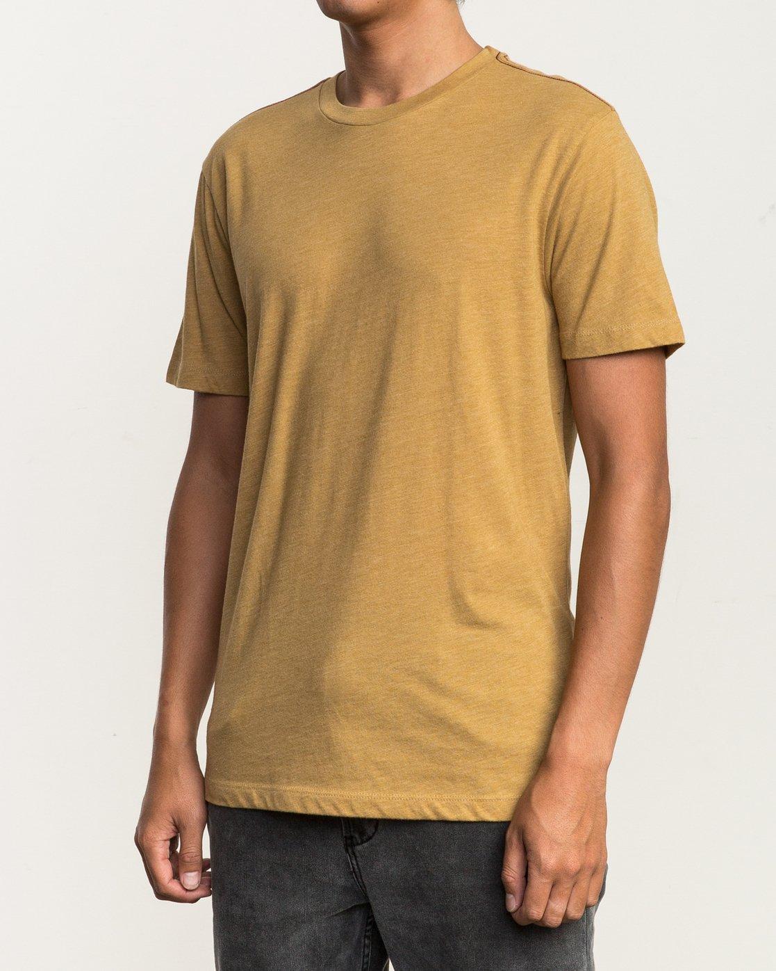 2 Solo Label T-Shirt  M420SRSO RVCA