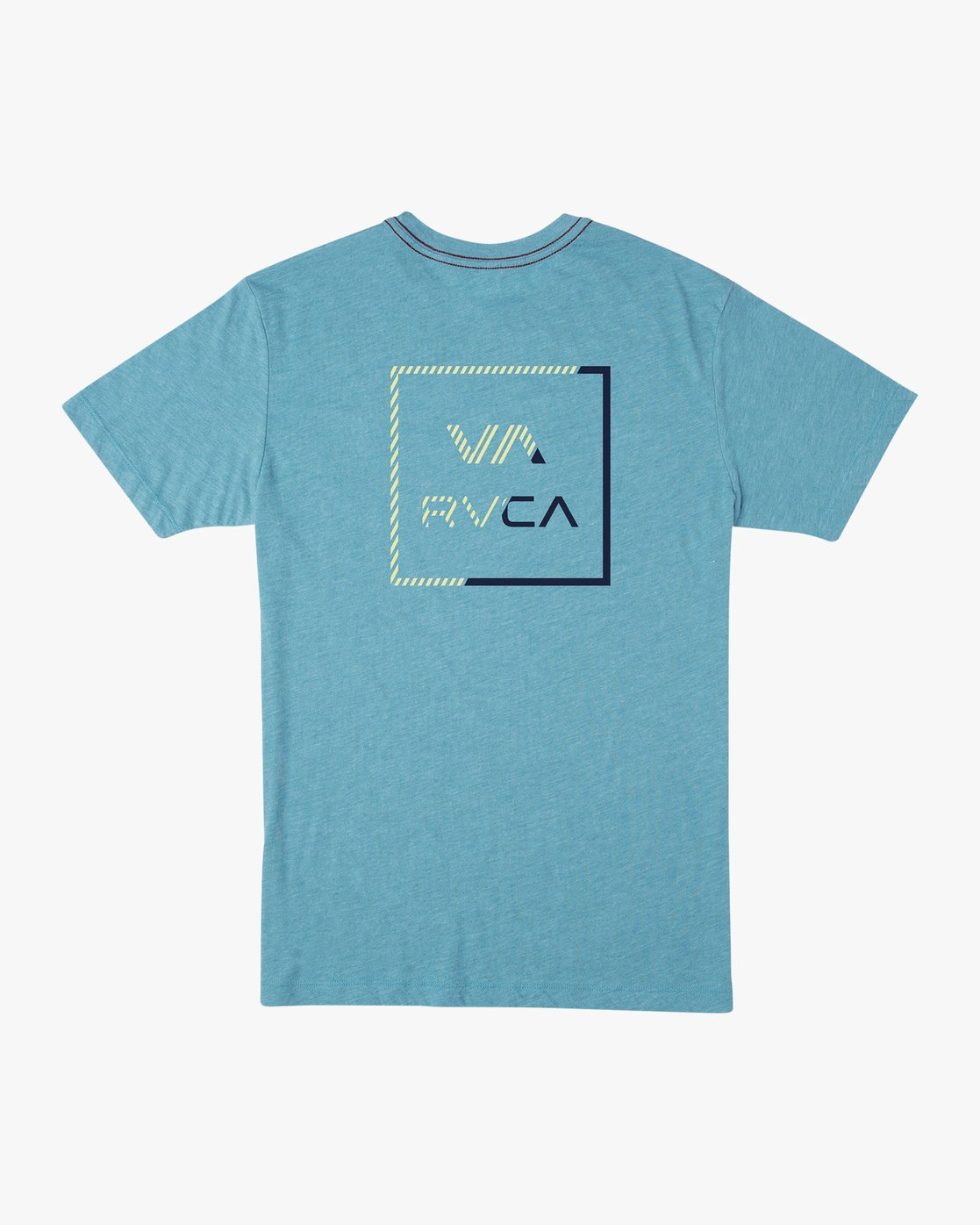 0 Segment T-Shirt Blue M420TRSE RVCA