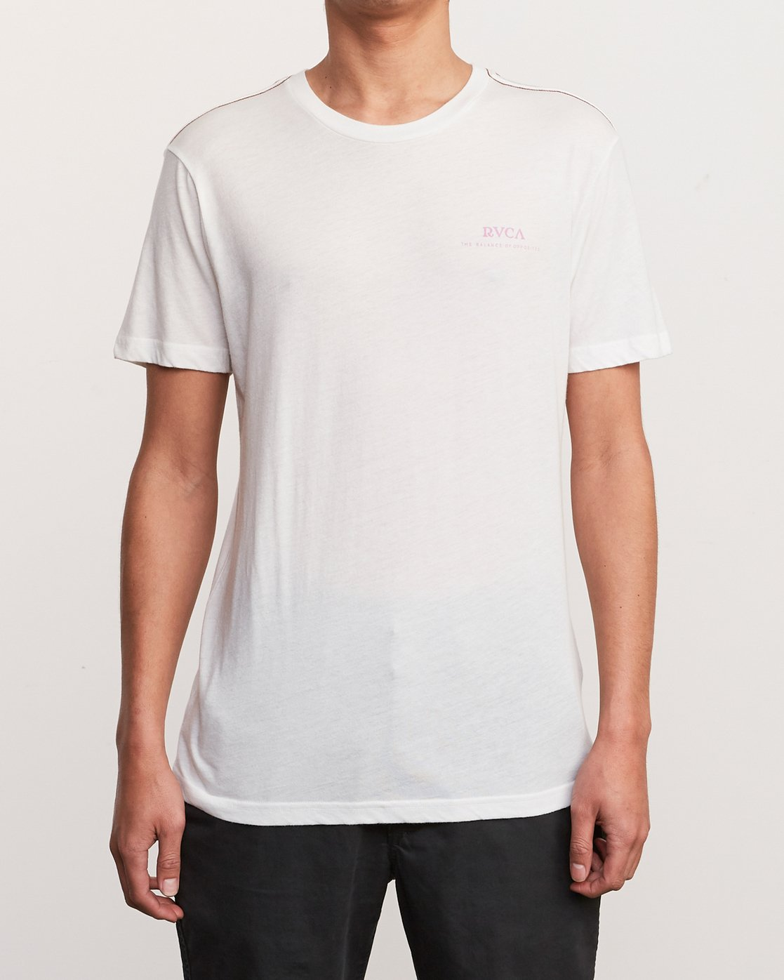 2 Mowgli Pitcher T-Shirt White M420URPI RVCA