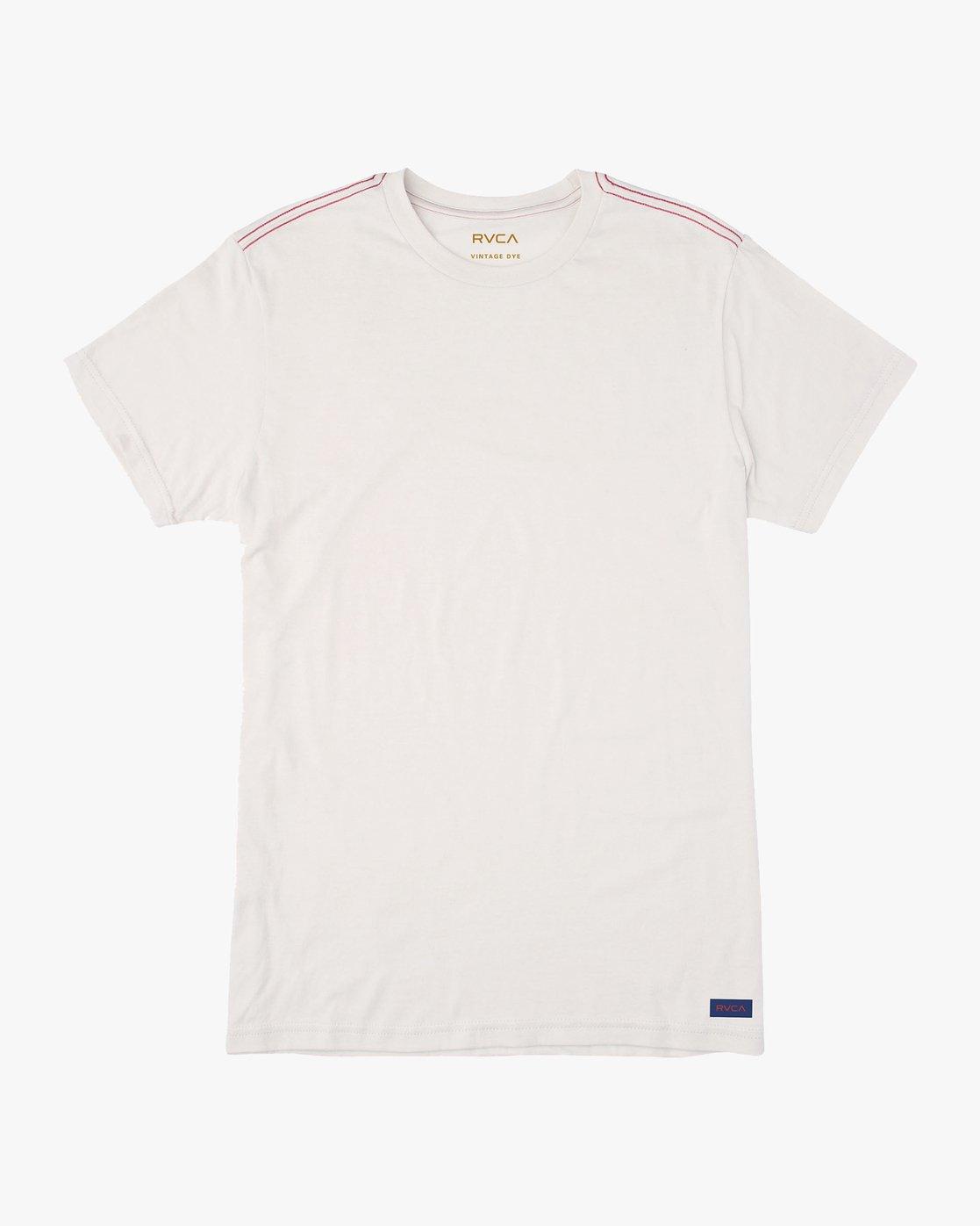 0 Solo Label T-Shirt  M420URSO RVCA