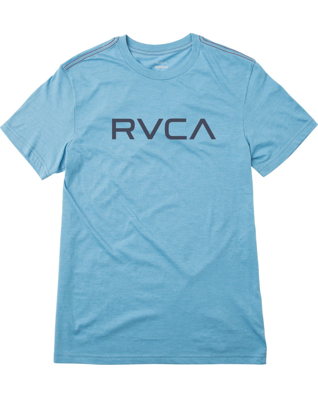 0 BIG RVCA SHORT SLEEVE TEE Grey M420VRBI RVCA