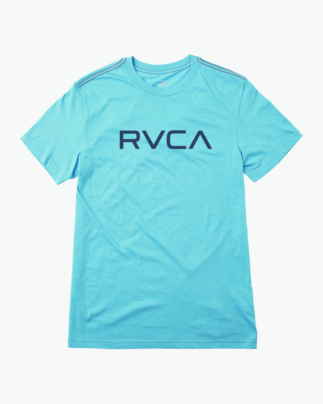 1 BIG RVCA SHORT SLEEVE TEE Grey M420VRBI RVCA