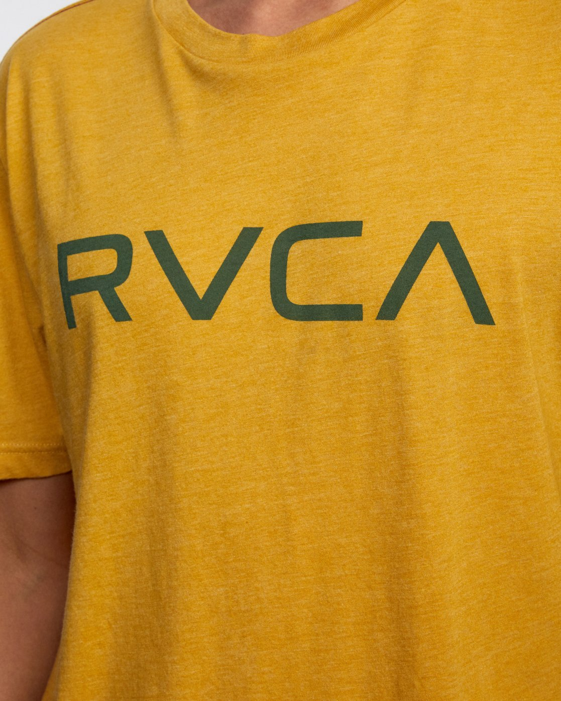 3 BIG RVCA SHORT SLEEVE TEE Multicolor M420VRBI RVCA