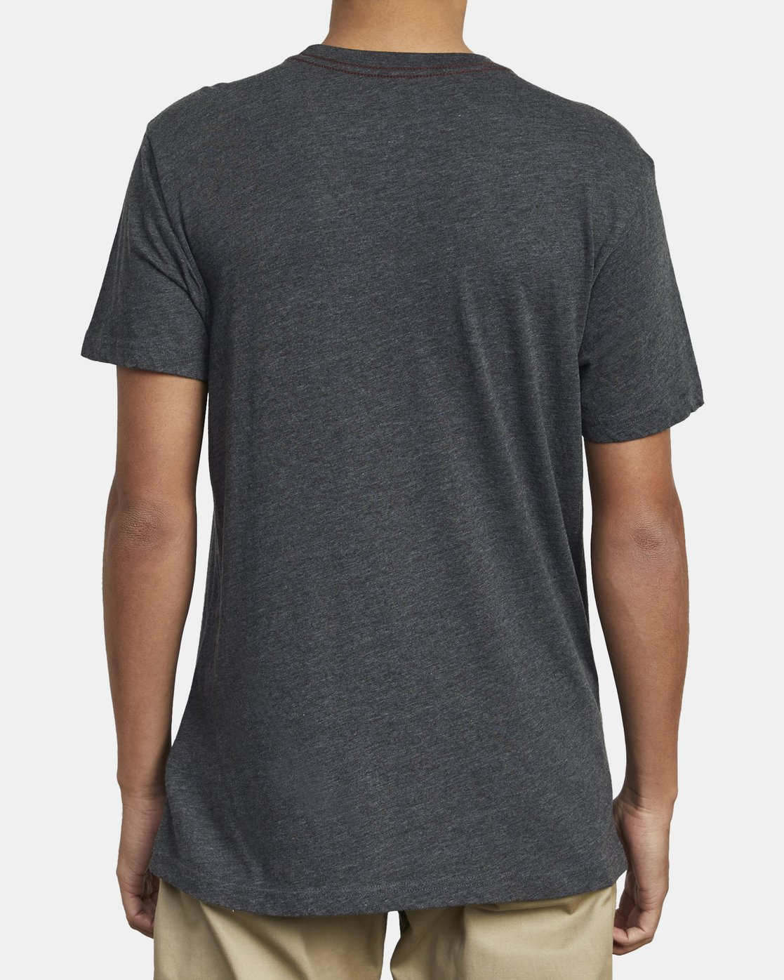 5 BIG RVCA TEE Black M420VRBI RVCA