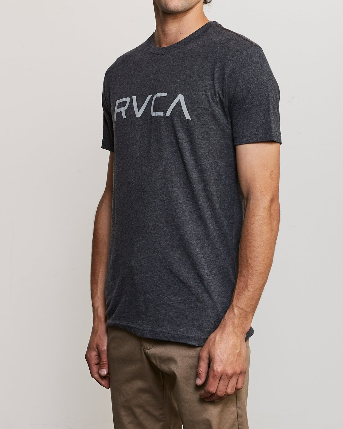 2 Big RVCA T-Shirt Black M420VRBI RVCA