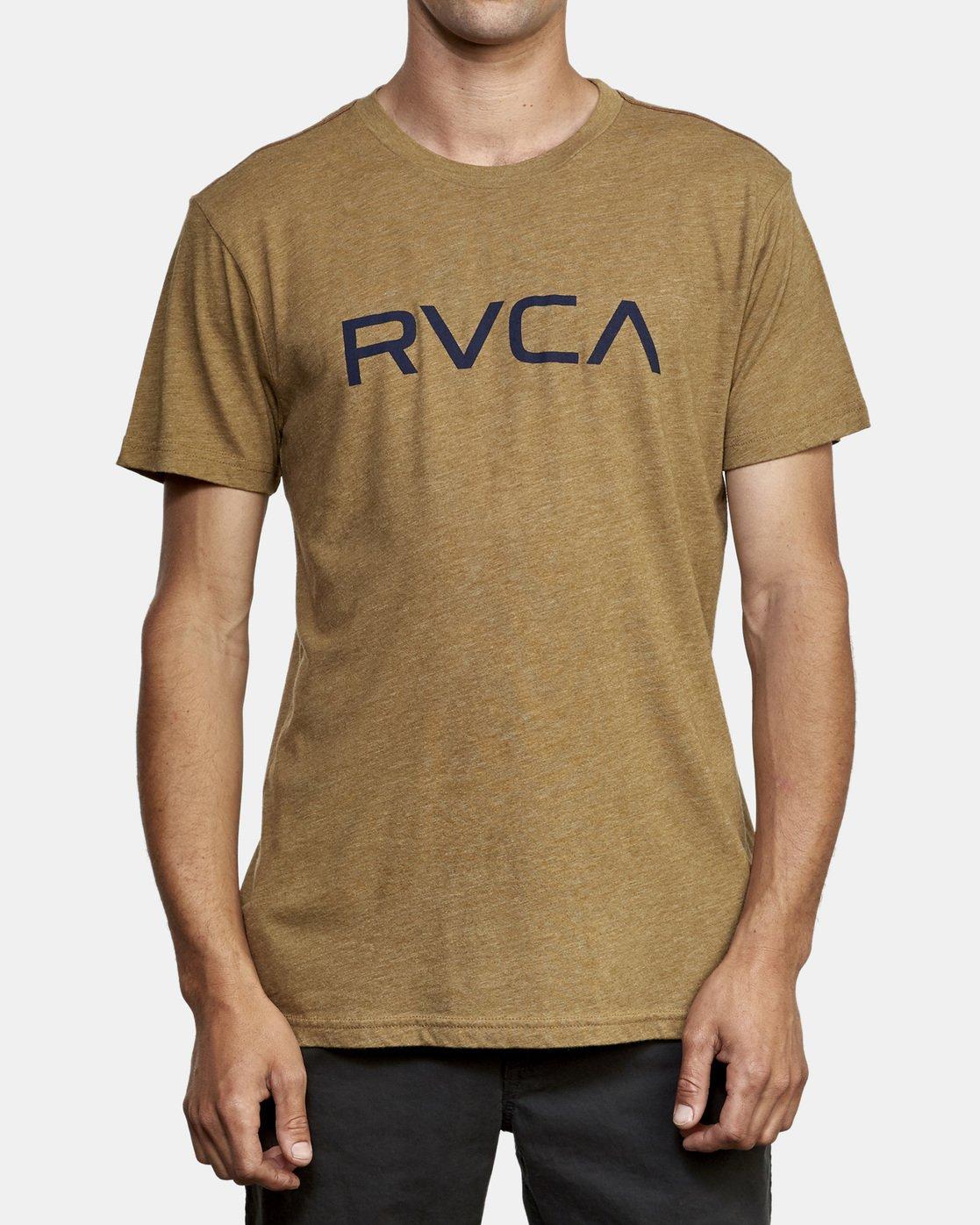 1 Big RVCA T-Shirt  M420VRBI RVCA