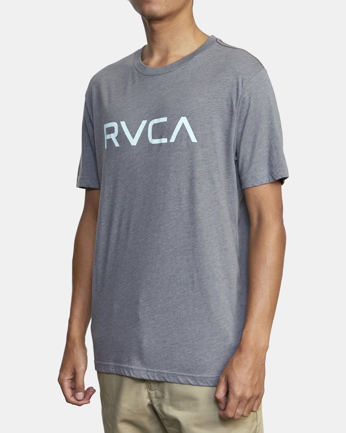 2 BIG RVCA SHORT SLEEVE TEE Multicolor M420VRBI RVCA