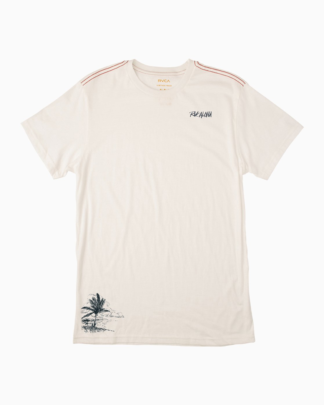 0 Beach Life T-Shirt  M422PRBS RVCA