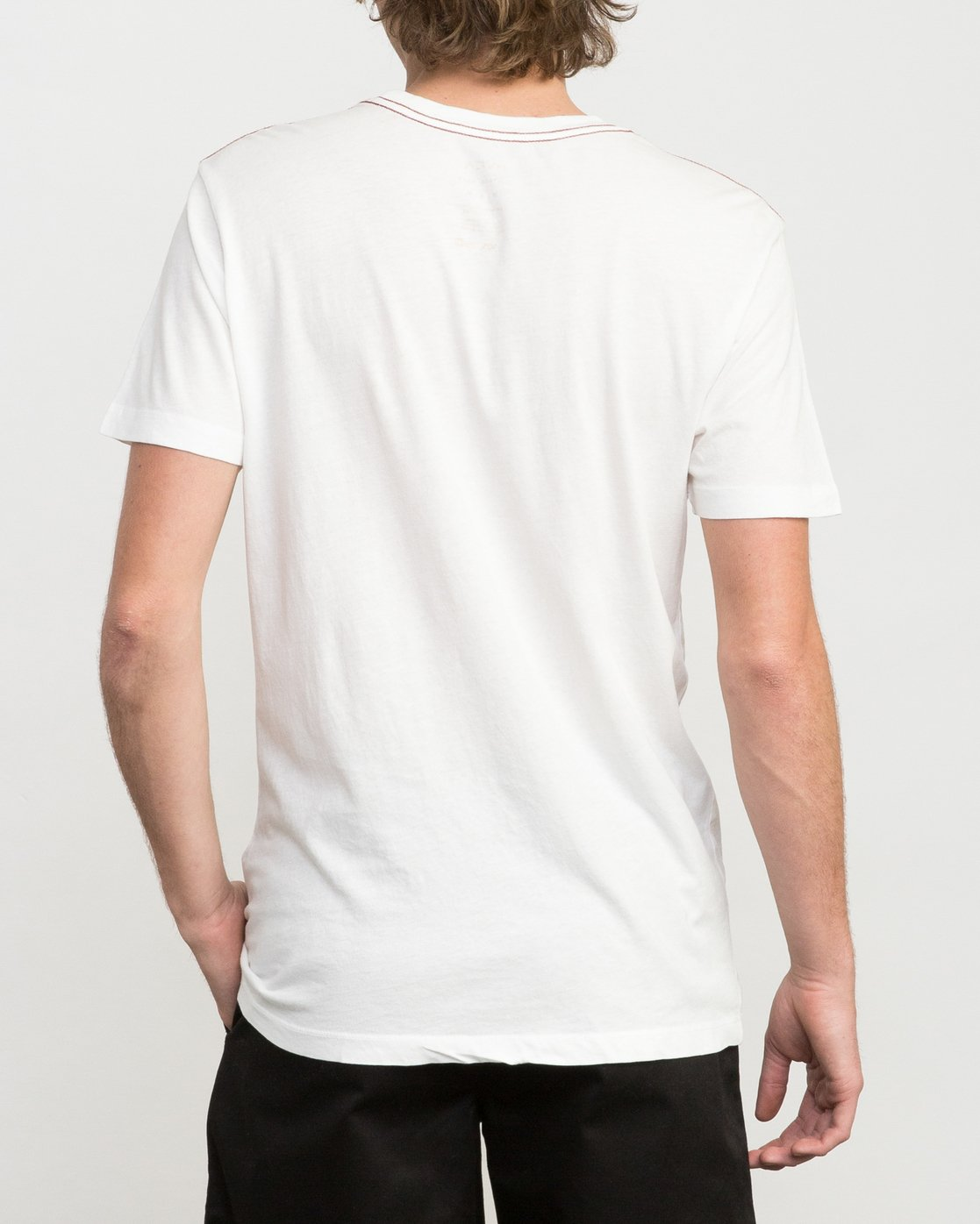 2 Beach Life T-Shirt  M422PRBS RVCA