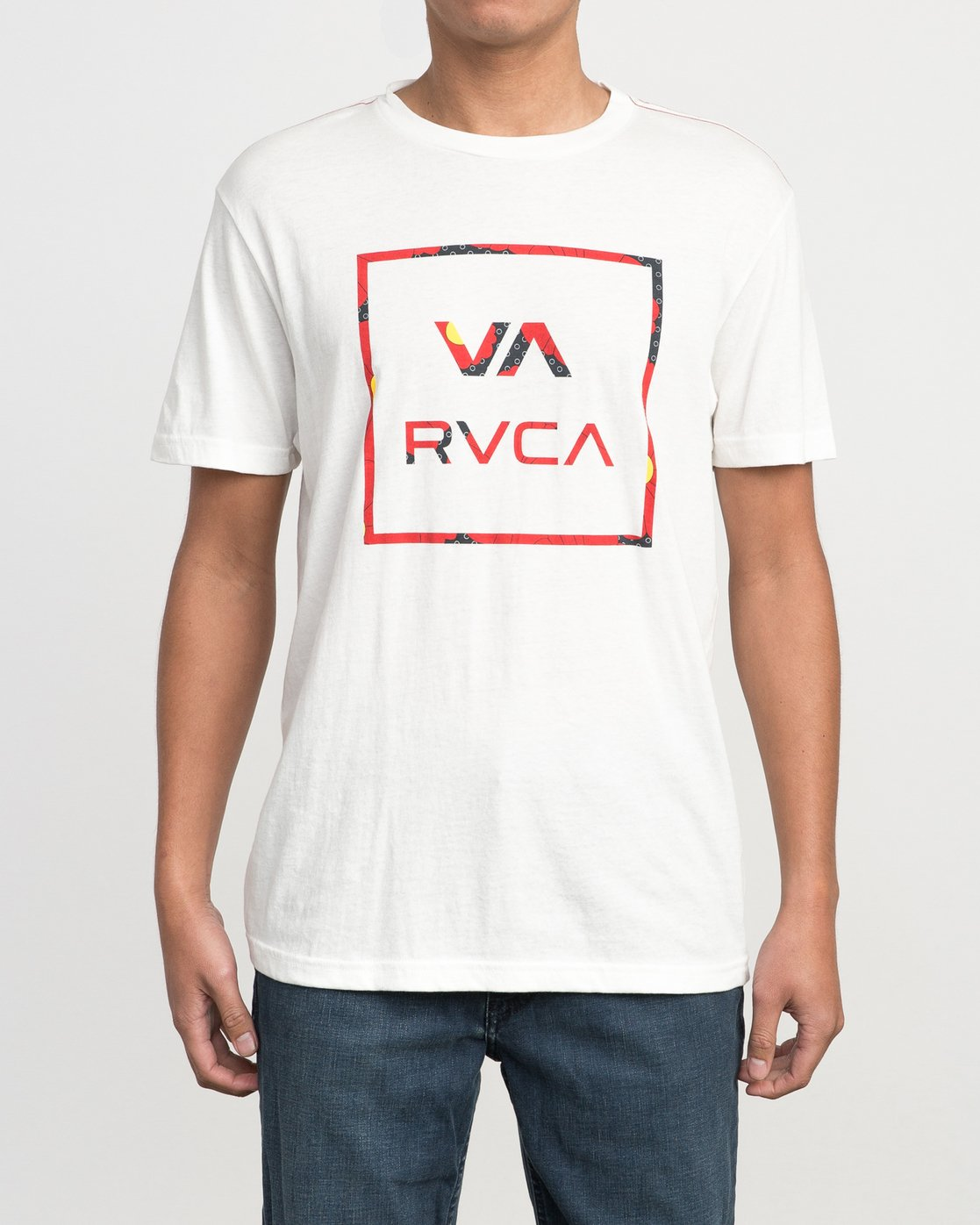 1 VA Fill Up T-Shirt  M422PRVA RVCA