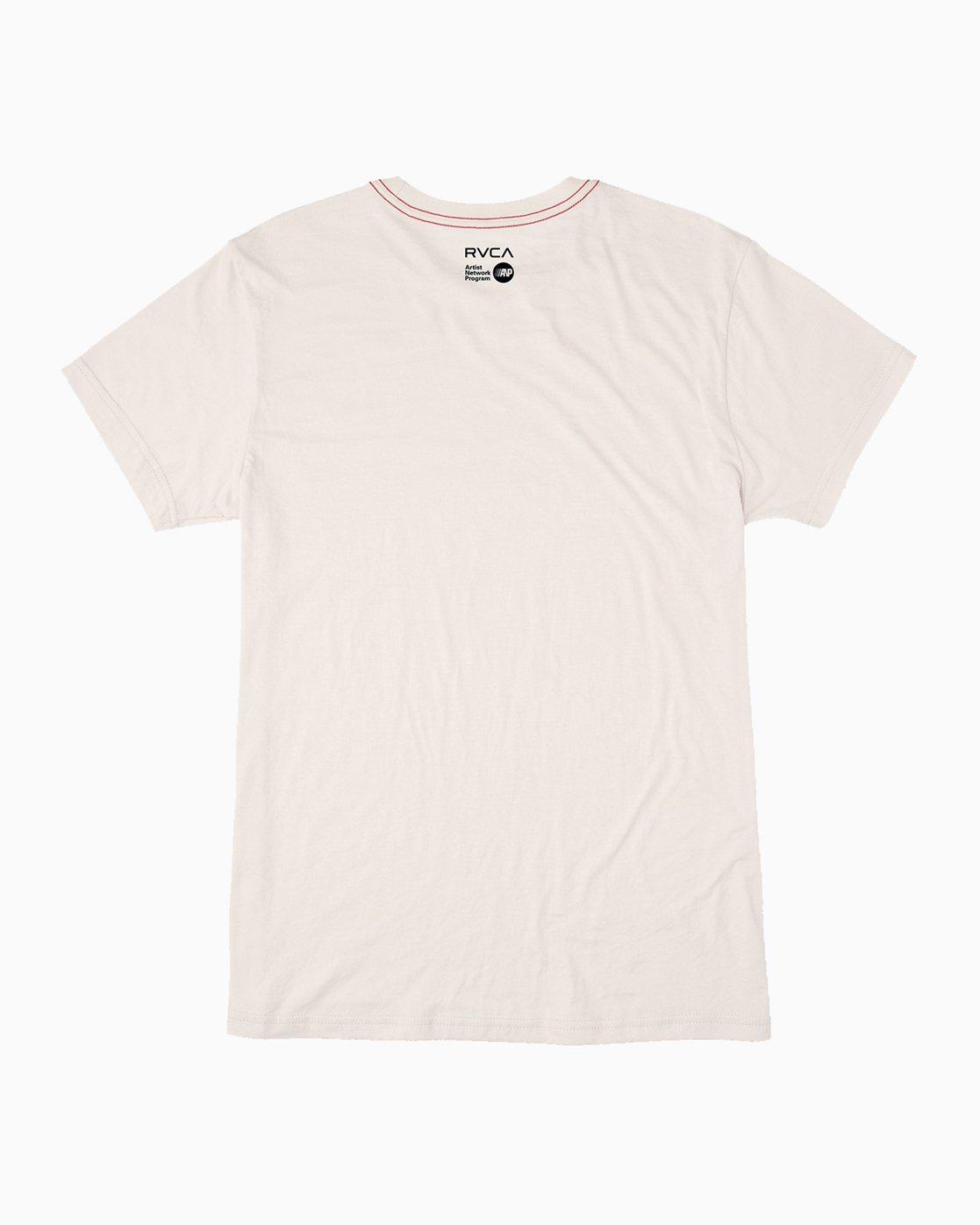 1 Alleged Margaret Tree T-Shirt  M422QRAT RVCA