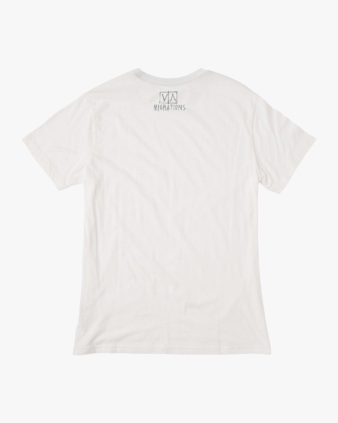 1 Migration T-Shirt  M422QRMI RVCA